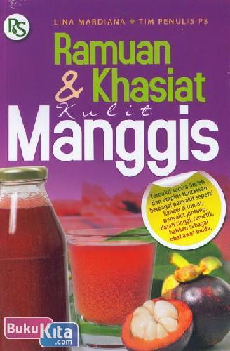 Cover Buku Ramuan & Khasiat Kulit Manggis