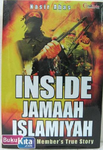 Cover Buku Inside Jamaah Islamiyah