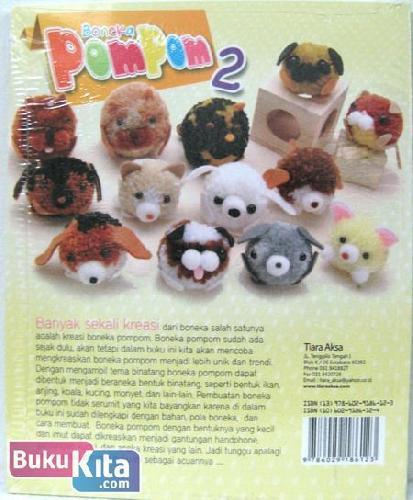 Cover Belakang Buku Boneka Pom Pom 2