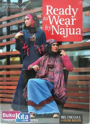 Cover Buku Ready to Wear by Najua