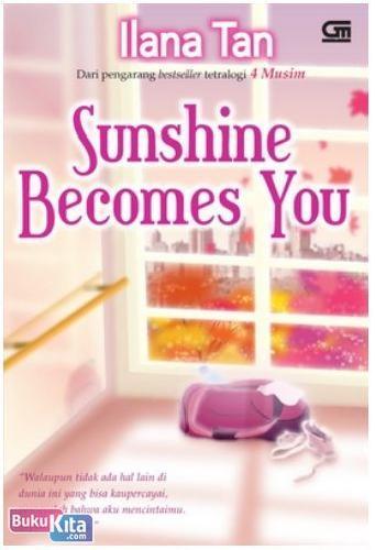 Cover Buku Metropop: Sunshine Becomes You