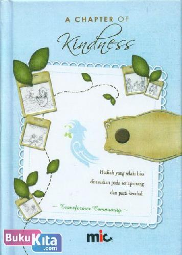 Cover Buku A Chapter of Kindness