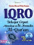 IQRO Belajar Cepat Membaca & Menulis Al-Quran