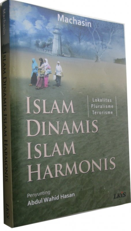 Cover Buku Islam Dinamis Islam Harmonis