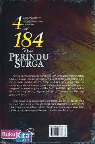 Cover Belakang Buku 4 dari 184 Kisah Perindu Surga