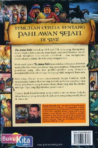 Cover Belakang Buku The Action Bible 3
