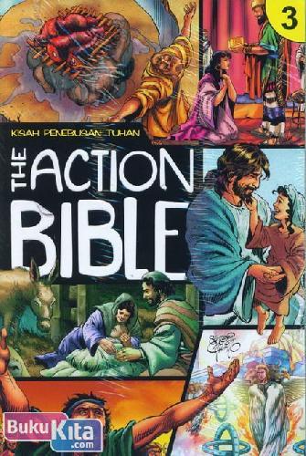Cover Buku The Action Bible 3