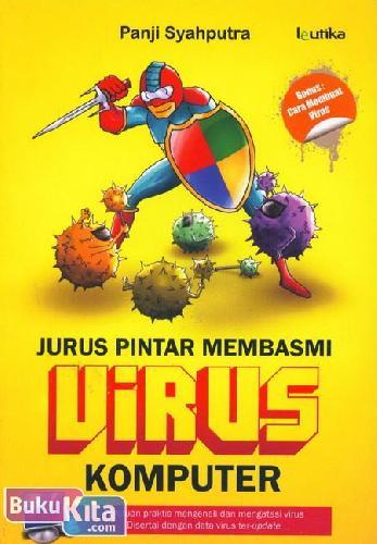 Cover Buku Jurus Pintar Membasmi Virus Komputer