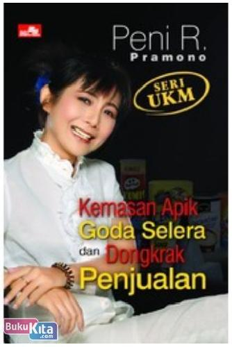 Cover Buku Seri UKM Kemasan Apik Goda Selera & Dongkrak Penjualan