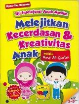 Uji Intelejensi Anak Muslim : Melejitkan Kecerdasan & Kreativitas Anak melalui Huruf Al-Quran (Disc 50%)