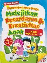 Uji Intelejensi Anak Muslim : Melejitkan Kecerdasan & Kreativitas Anak melalui Angka Arab 1-30 (Disc 50%)