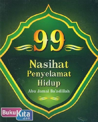 Cover Buku 99 Nasihat Penyelamat Hidup