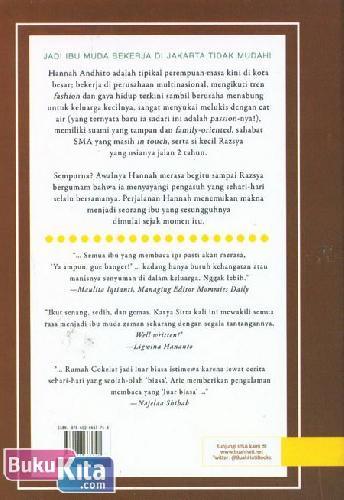 Cover Belakang Buku Rumah Cokelat