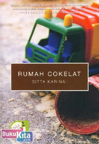 Cover Buku Rumah Cokelat