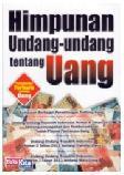 Cover Buku Himpunan Undang-Undang tentang Uang