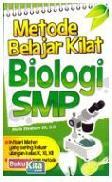 Cover Buku Metode Belajar Kilat Biologi SMP