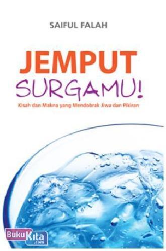 Cover Buku Jemput Surgamu
