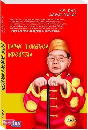Cover Buku Gus Dur Bapak Tionghoa Indonesia