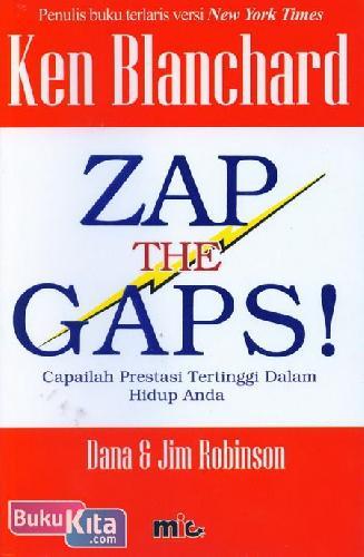 Cover Buku Zap The Ga! : Capailah Prestasi Tertinggi Dalam Hidup Anda