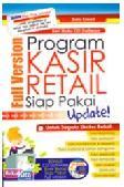 Seri Buku CD Software : Program Kasir Retail Siap Pakai Update!