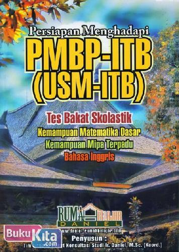 Cover Buku Persiapan Menghadapi PMBP-ITB