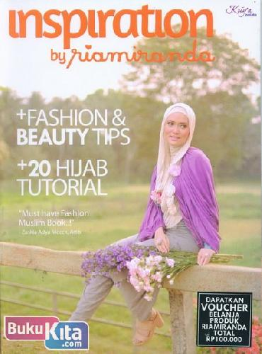 Cover Buku Inspiration by Riamiranda