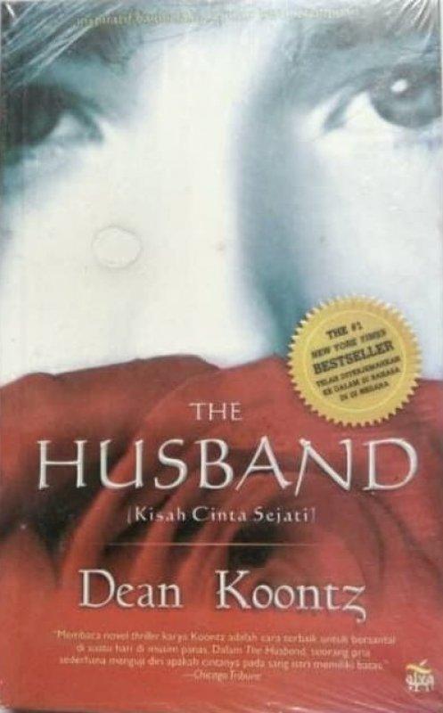 Cover Buku The Husband