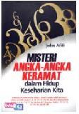 Cover Buku Misteri Angka-angka Keramat Dalam Hidup Keseharian Kita
