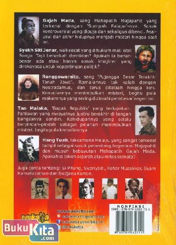 Cover Belakang Buku Manusia-Manusia Paling Misterius di Indonesia