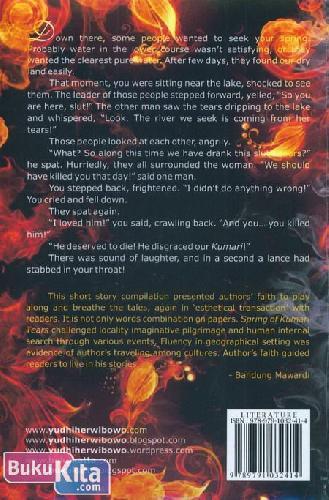 Cover Belakang Buku Spring of Kumari Tears