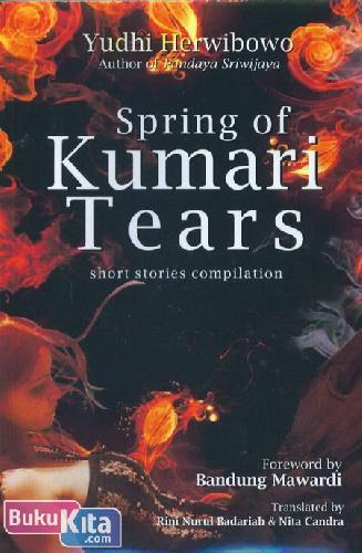 Cover Buku Spring of Kumari Tears
