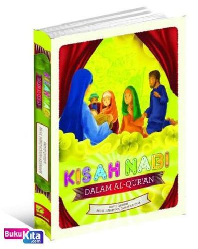 Cover Buku Kisah Nabi dalam Al-Qur