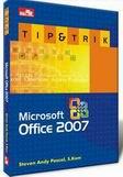 Cover Buku Tip & Trik Microsoft Office 2007
