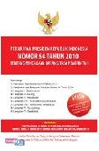 Peraturan Presiden Republik Indonesia No 54 Tahun 2010 Tentang Pengadaan Barang/Jasa Pemerintah