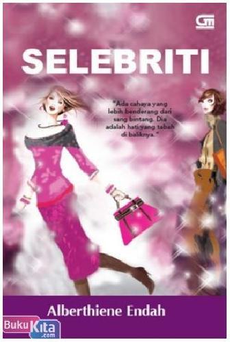 Cover Buku Selebriti (Cover Baru)