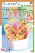 Roti Tawar untuk Bekal sekolah Resep Favorit Anak ala Resto