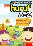 ASYIKNYA MENULIS HURUF A-Z (FULL COLOR)