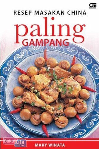 Cover Buku Resep Paling Gampang Masakan China