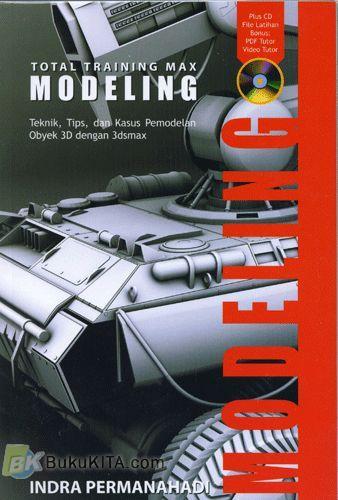 Cover Buku Total Training Max MODELING