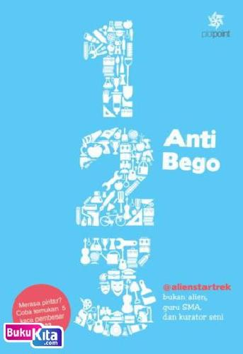 Cover Buku Seri 123 : Anti Bego