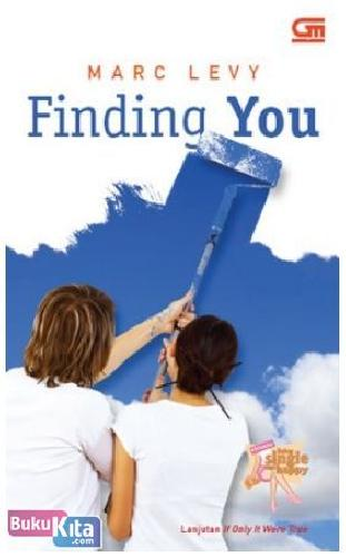 Cover Buku ChickLit : Finding You