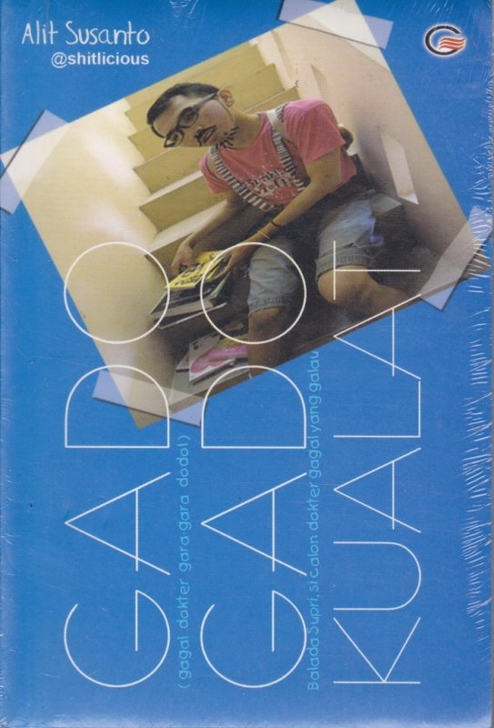 Cover Buku Gado-Gado Kualat Minibook
