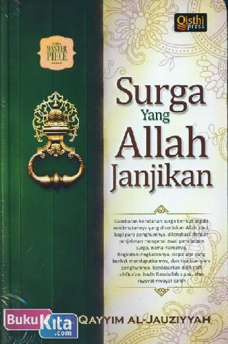 Cover Buku Surga Yang Allah Janjikan