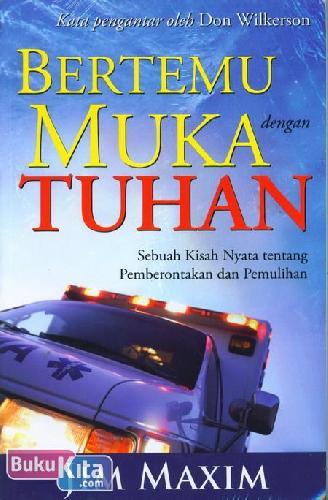 Cover Buku Bertemu Muka dengan Tuhan