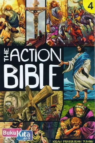 Cover The Action Bible 4