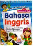 Kartu Anak Genius : Bahasa Inggris Seri Binatang & Buah