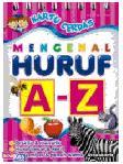 Kartu Cerdas Mengenal Huruf A-Z