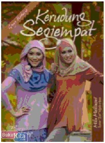 Cover Buku Gaya Berhijab Kerudung Segiempat (Disc 50%)