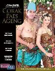 Tata Rias Pengantin dan Adat Pernikahan Gaya Yogyakarta Klasik : Corak Paes Ageng