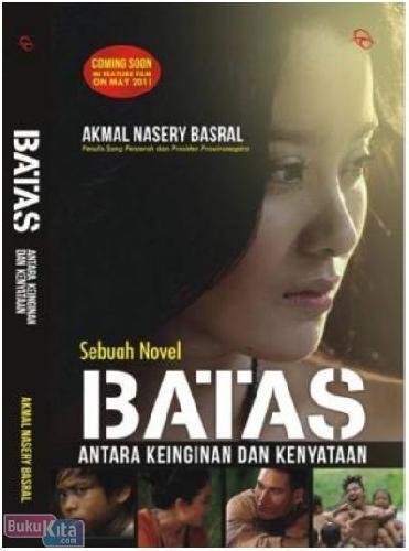 Cover Buku Batas : Antara Keinginan Dan Kenyataan